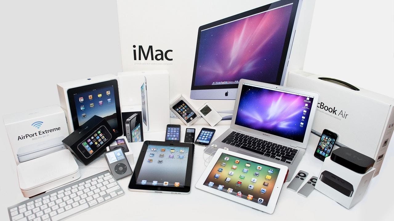 Техника Apple — покупайте товары в проверенных торговых точках по оптимальным ценам
