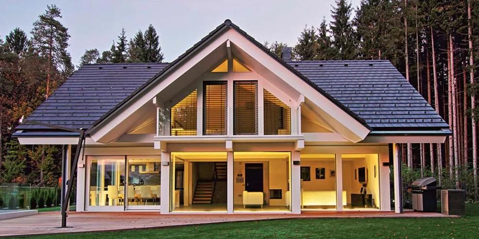 Что представляет собой каркасный дом?