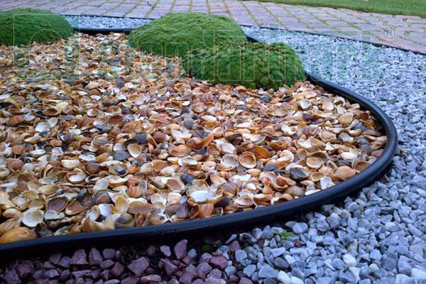 Садовые бордюры – удачные элементы украшения участка