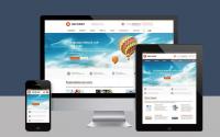 Разработка и создание корпоративного сайта