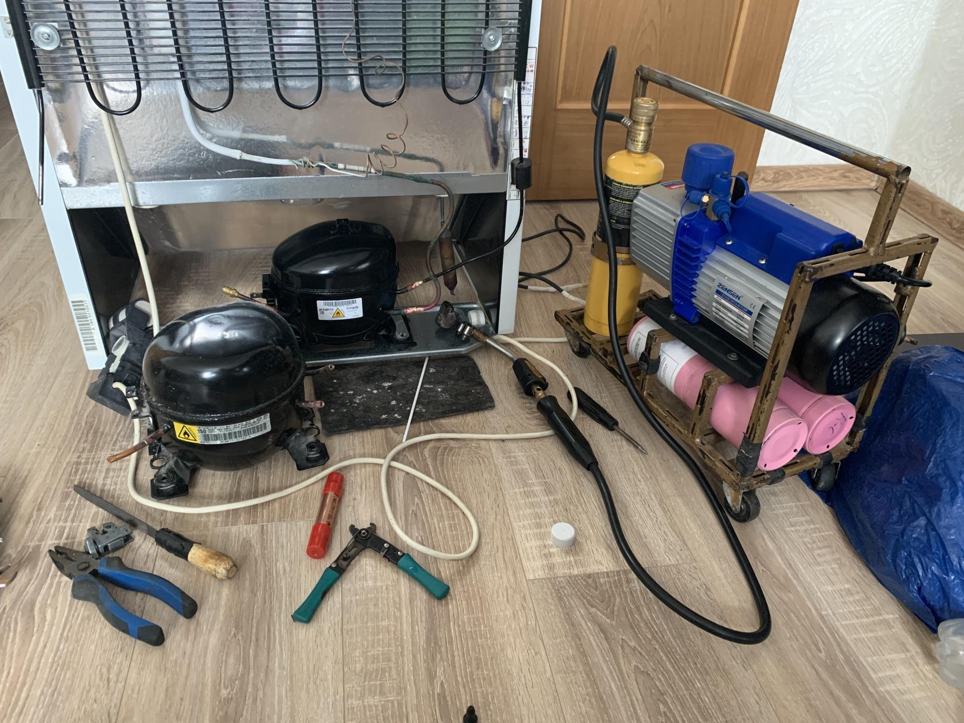 Качественный ремонт холодильников в г. Бровары от Просто Сервис