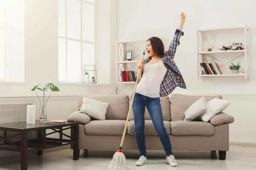 Как поддерживать порядок в квартире