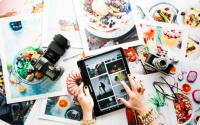 Создаем красочный пост в Instagram