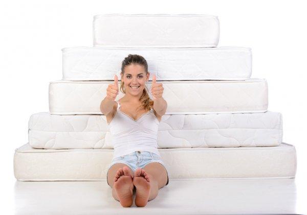 Ортопедические матрасы на кровать — залог здоровья позвоночника и комфортного сна
