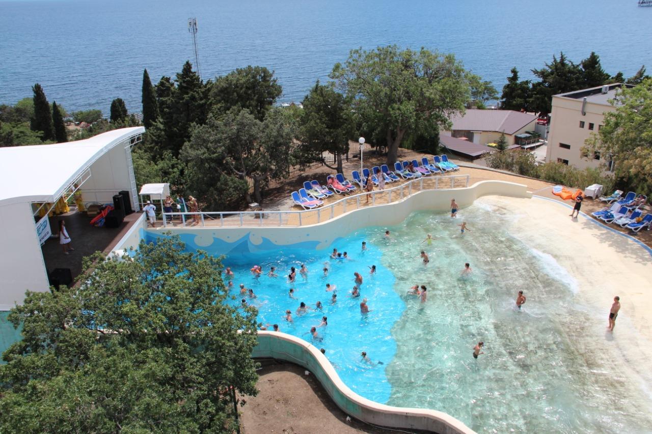 Что предлагает аквапарк в Ялте «Симеиз»