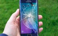 Замена стекла в смартфоне