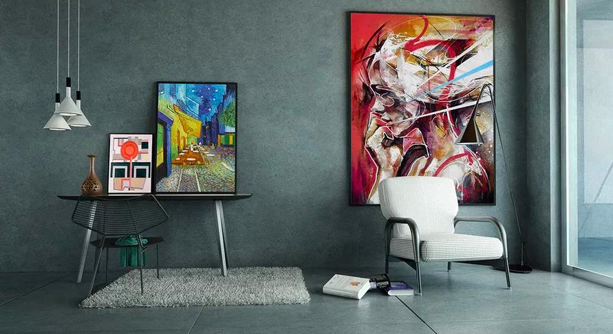 Картины маслом – элегантное, талантливое украшение дома или офиса, публичного культурного заведения