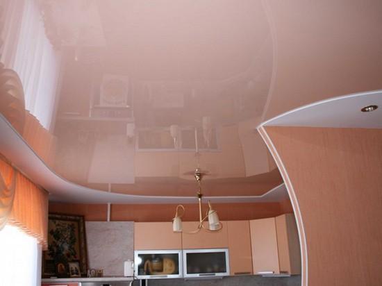 Заказать натяжной потолок в квартиру