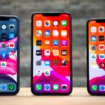 Apple iPhone 11 64Gb Black и iPhone SE 64 Gb