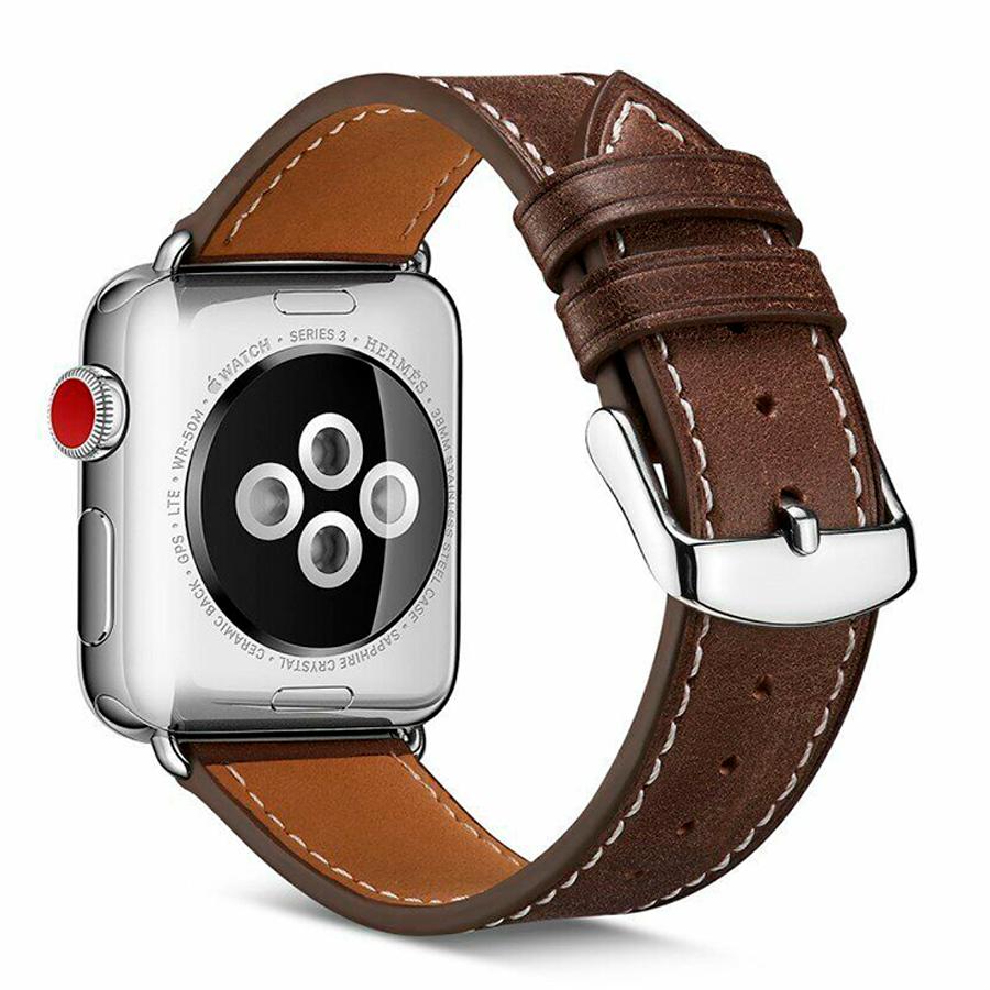 Стоит ли тратиться на фирменный ремешок для Apple Watch?