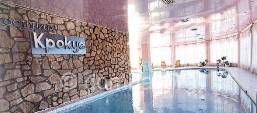 Крокус гостиница Домбай