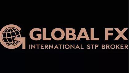 Логотип компании Global FX