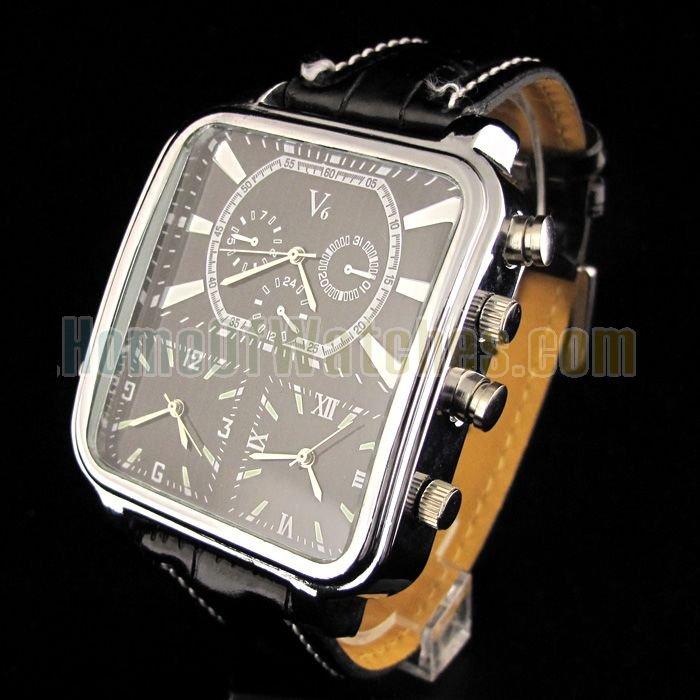 Как выбрать для себя часы по размеру?