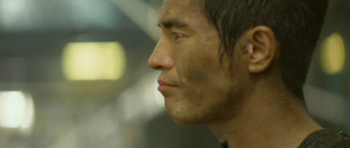 Цунами: Выжить любой ценой / Za rasuto messeji: Umizaru (2010) DVDRip [лицензия]