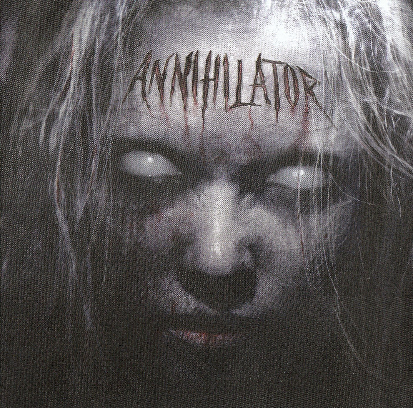 Annihilator - Alison Hell OFFICIAL VIDEO - YouTube