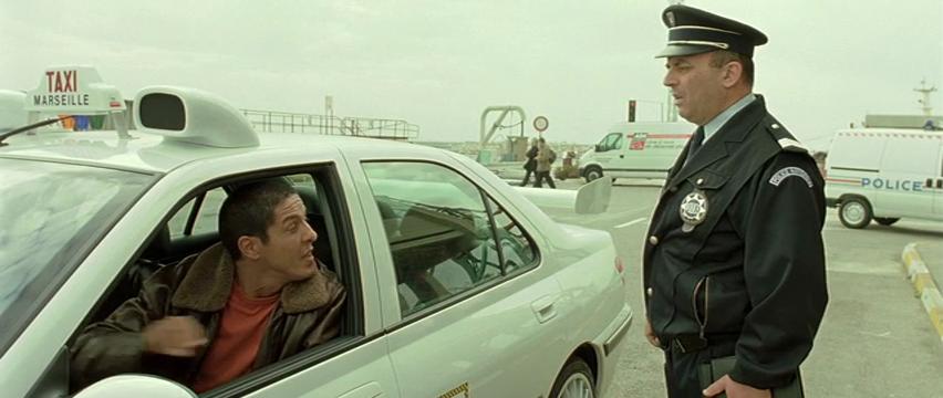 Такси фильм обои на рабочий стол