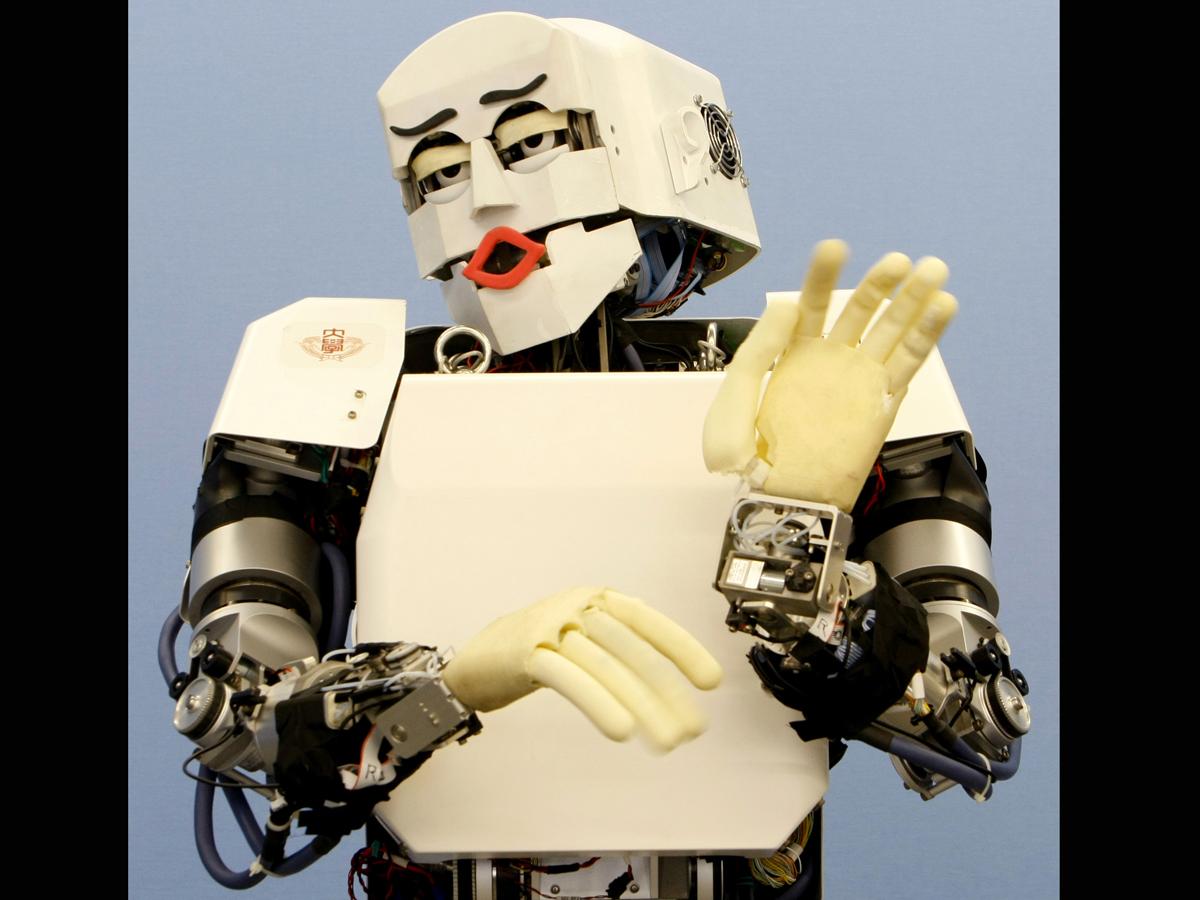 Секс робот в действии 26 фотография