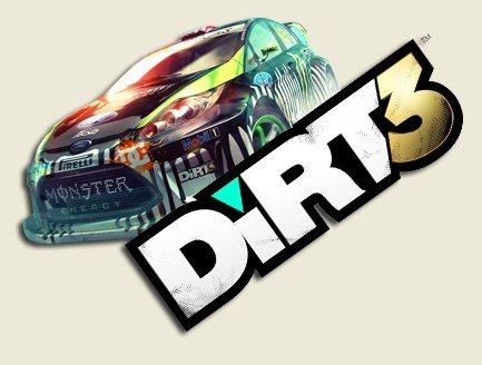 Только что вышел Кряк для Dirt 3 Дирт 3 Нового СуперАвтоСимулятора от.
