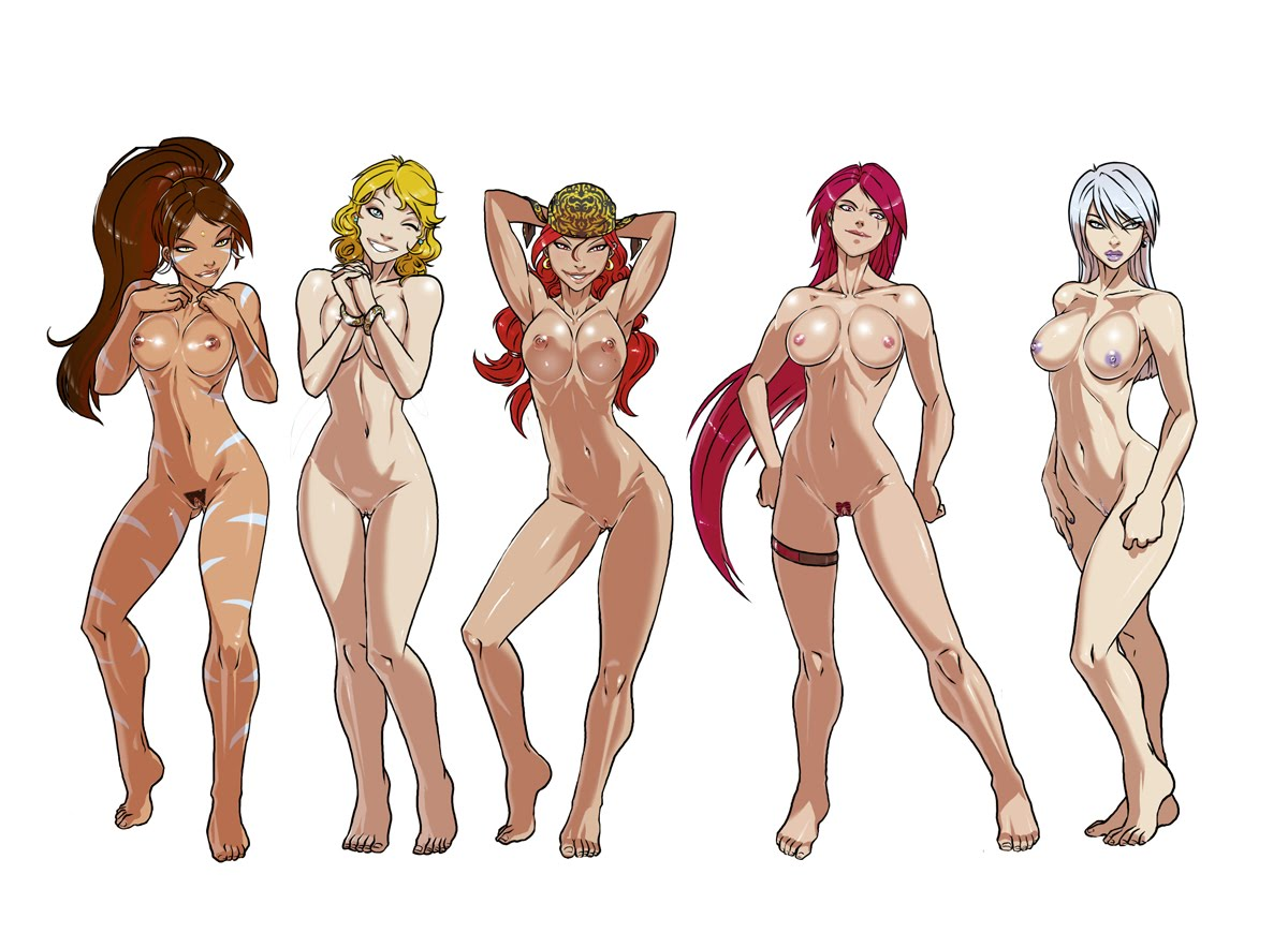 Nude sexsy 3d heros hentay galleries
