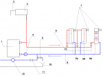 схемы подключения системы отопления - Схемы.
